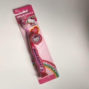 Hello Kitty Toothbrush Travel Kit